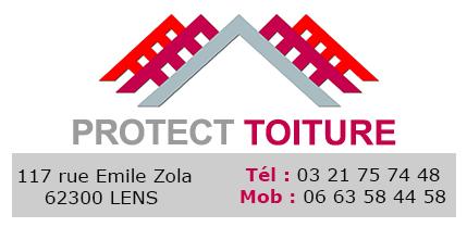 PROTEC TOITURE Logo